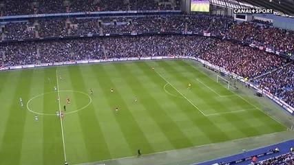 Man City 1 - 1 Arsenal