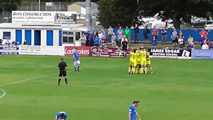 Liam Buchanan goal- Stranraer v. Raith Rovers 4 August 2018