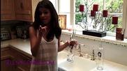 Selena Gomez - Unicef Celebrity Tap Project