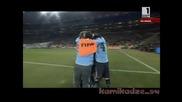 Уругвай с/у Гана 1 (4) - 1 (2)