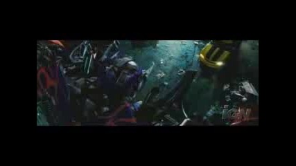 Transformers Movie Trailer 2