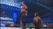 Undertaker дърпа Kane към Ада [hd]