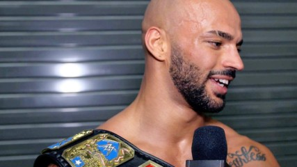 Ricochet overwhelmed by backstage reaction to U.S. Title victory: WWE.com Exclusive, June 23, 2019