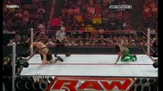 Raw 06/29/09 Big Show vs Kofi Kingston