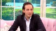 """Иван Юруков за театъра и """"Като две капки вода"""" - На кафе (27.03.2018)"""