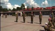 Войнишки трикове с винтовка