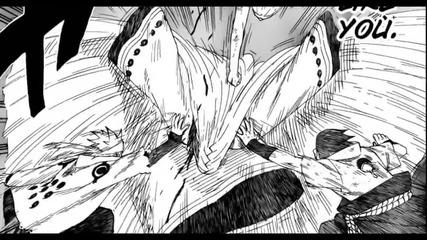 Naruto Manga 689 hd [bg sub]