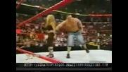 Триш Отново В Raw !!! [целия Мач] [trish and Cena vs. Beth and Glamarella]