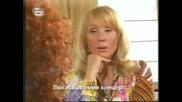 Люси заеква при срещата и с Лепа Брена - нейната идолка - music idol 2 - 15.04.08 HQ