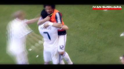 Cristiano Ronaldo- 7 Superhero Hd