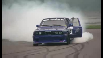 Bmw E30 500 Hp M - Power