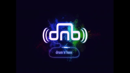 Chris Allen - Drum & Bass 2012 [30-минутен Mикс]