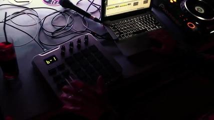 Skrillex in Ibiza