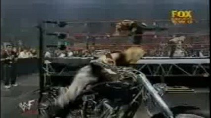 W W F / The Undertaker vs Spike Dudley [ Hardcore Title ]