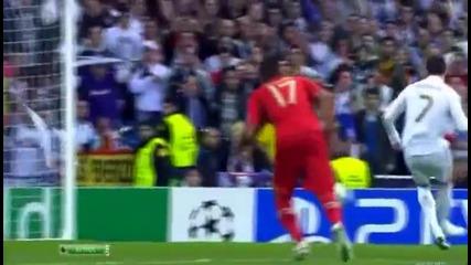 Real Madrid 1-0 Bayern Munich