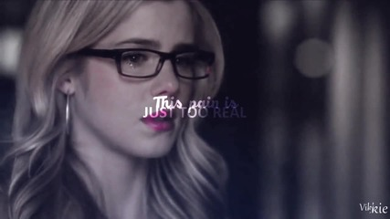 Oliver & Felicity | This pain is just too real