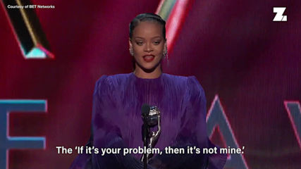 You have to hear Rihanna's powerful political speech