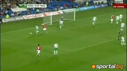 09.10.2010 Уелс - България 0 - 1