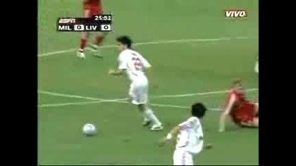 Kaka Vs Liverpool