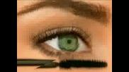Най - Реклама На Rihanna - Exact Eyelight ( Covergirl Commercial 2009 )