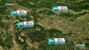 Прогноза за времето на NOVA NEWS (08.03.2021 - 21:00)