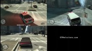 Gta Iv - Multiplayer Game Mode Busted