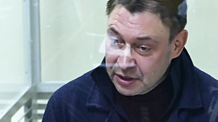 Ukraine: Court upholds decision to keep RIA editor Vyshinsky in custody