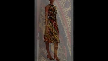 bote - Къса рокля Емануела (2)