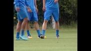 Левски замина на лагер в Боровец с група от 21 футболисти