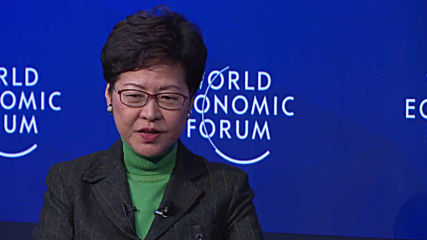 Switzerland: We are prepared to deal with China virus outbreak - Hong Kong's Lam in Davos