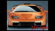 Top 20 Fastest Supercars