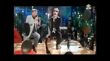 Sasa Matic i Halid Beslic - Pamtit cu te - (Live) - (TV Hayat)