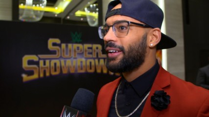 Ricochet is fueled by the doubters before WWE Super ShowDown