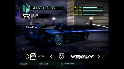 Nfs Carbon Drift - Epic Compilation