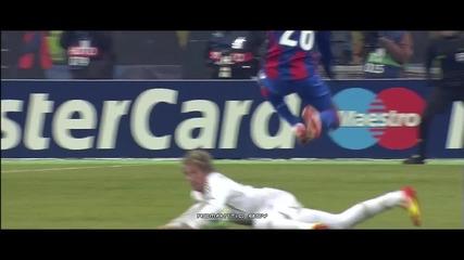 Цска Москва 1-1 Реал Мадрид Уефа Шампионска Лига Всичко най-интересно