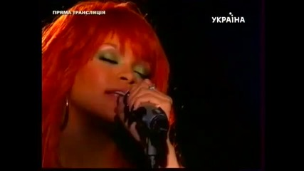 Rihanna - Love The Way You Lie (tour 2011)