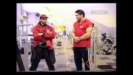 Фитнес със Недик 2