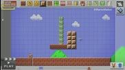 E3 2014: Mario Maker - Maker Demo
