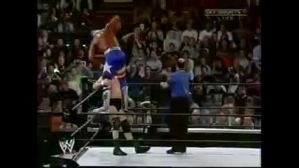 Mr America vs Rowdy Roddy Piper Judgment Day 2003