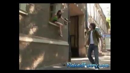 Nakedfunny - Sexy Legs Joke.. Смяххххххх