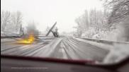 Катастрофа на магистралата - Stormtroopers чакат пътна помощ
