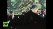 Belgium: Europe pays its respects to German ex-Chancellor Helmut Schmidt
