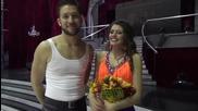 Dancing Stars - Михаела Филева и Светльо след победата - 18.03.2014 г.