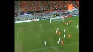 21.06 Холандия - Русия 1 - 3 Ван Нистелрой Гол - Vbox7