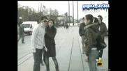 Господари На Ефира - Скандалиния С Побойника Денислав И Коментарите В Music Idol 12.05.2008
