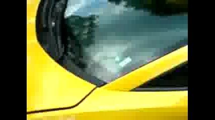 Lamborghini Gallardo В Центъра На Поморие