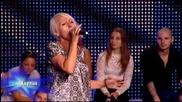 Кристиан, Мария, Анелия, Мирян, Божидара, Гергана, Лилия, Моника - X Factor кастинг (07.10.2014)