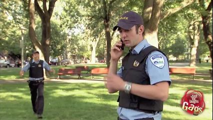Скрита камера - Обратните полицаи Hd 1080p