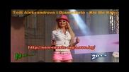 New Tedi Aleksandrova i Djamaikata Kis Me Baby 2013