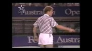 Australian Open 1994 : Едберг - Мустер   част (2/2)